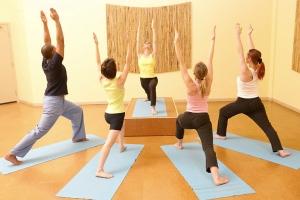 К разучиванию комплекса упражнений