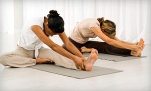 йога помогает снизить вес